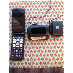 (SoftBank) かんたん携帯 108SH ネイビー