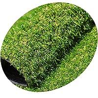 結婚式のシーンを飾るために使用される30mmハイパイル屋外人工芝自然で現実的な偽の芝生犬ペットパッド中庭(サイズ:2x4m),2x2m