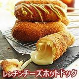 【冷凍便】ソウル チーズ ホット ドッグ 6袋 新大久保名物 韓国 食品 お菓子 菓子 スナック おやつ ホットック