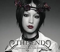 NANA starring MIKA NAKASHIMA「GLAMOROUS SKY」のCDジャケット
