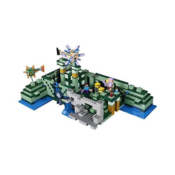 レゴ(LEGO)マインクラフト 海底遺跡 21136の紹介画像4