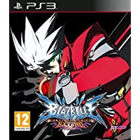 BlazBlue Continuum Shift: Extend (PS3) (輸入版)