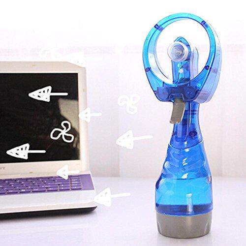 ミストファン小型扇風機携帯扇風機ミニ扇風機強力霧風加湿冷感熱中症対策美容手持ち乾電池式プチプラ冷感暑さ対策Macrorunjp