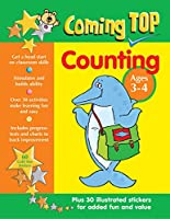 Counting, Ages 3-4 (Coming Top)