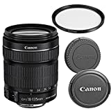 Canon EF - S 18???135?mm f / 3.5???5.6?is STMズームレンズfor Canon SLR Cameras (認定Refurbished)