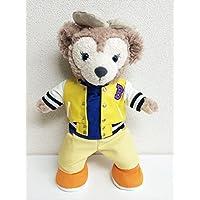 Sサイズ(全長43cm) ダッフィー 衣装 黄色 スタジアムジャンバー コスチューム  hdn08