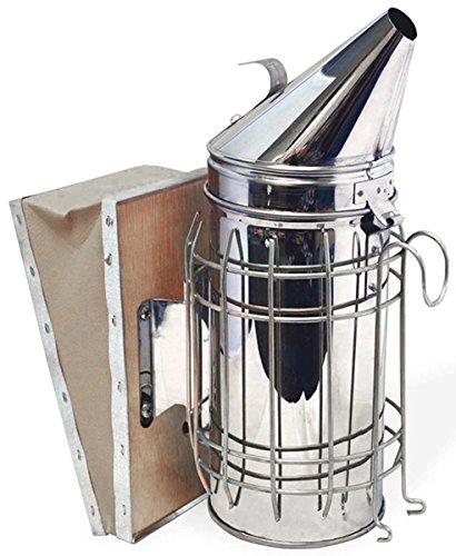 【narunaru】 養蜂用 燻煙器 ミツバチ スモーカー ...
