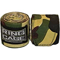 Camo Printed Handwraps Mexican Style Stretchable 180