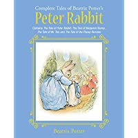 The Complete Tales of Beatrix Potter's Peter Rabbit (Children's Classic Collections)