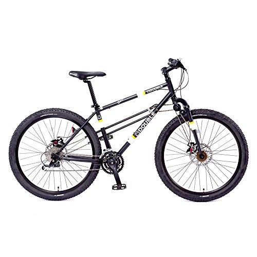 2WD自転車 Double MTB DBMT-0101 (650B / 27.5インチ) Black