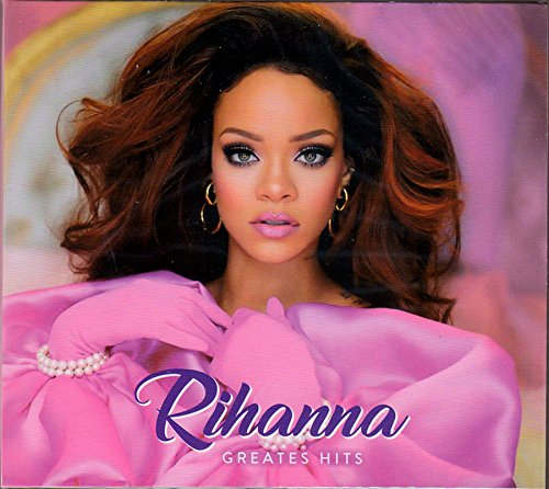 RIHANNA Greatest Hits 2017 2CD Digipak