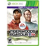 Xbox360 Tiger Woods PGA Tour 14 アジア版