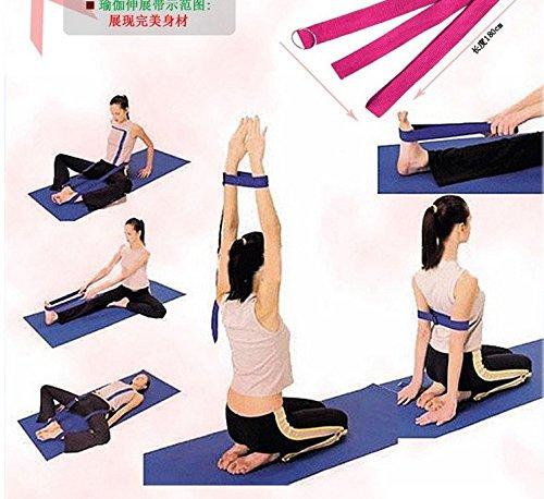 [해외]요가베루토 요가 스트랩 스트레치 스트랩 초심자 용/Yoga Belt Yoga Strap Stretch Strap For Beginners