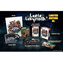 Lapis x Labyrinth - Limited Edition XL (輸入版:北米) – Switch
