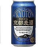 京都麦酒 ペールエール [日本 350ml×24本 ]