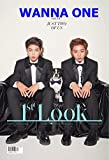 1ST LOOK 147号(2018)表紙:WANNA ONE Park Ji Hoon & Park Woo Jin【5点構成】本册+記事翻訳+WANNA ONEポスター+ WANNA ONEはがき2枚/韓国版/ WANNA ONE/1STLOOK 147号