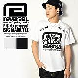 (リバーサル)REVERSAL RIZIN×reversal BIG MARK TEE