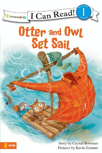 Download Otter and Owl Set Sail (I Can Read! / Otter and Owl Series) (English Edition) B002SSBDDU