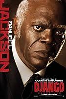 Django Unchained ( 2012) 27x 40映画ポスター–スタイルG Unframed PDPAB15705