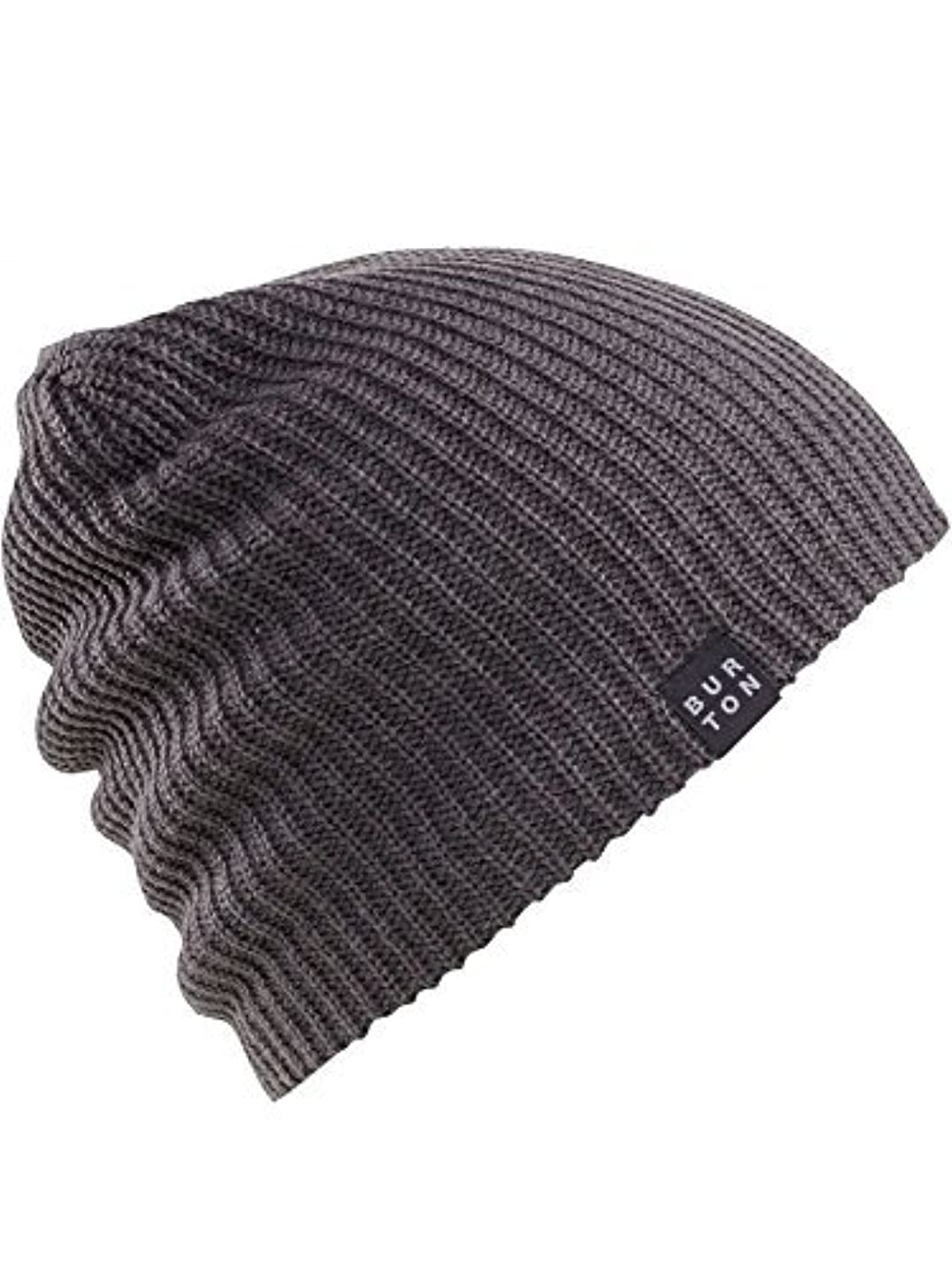 クレーン救急車負Burton(バートン) スノーボード ニット帽 メンズ ビーニー ニットキャップ ALL DAY LONG BEANIE 2018-19年モデル 1SZ FITALL