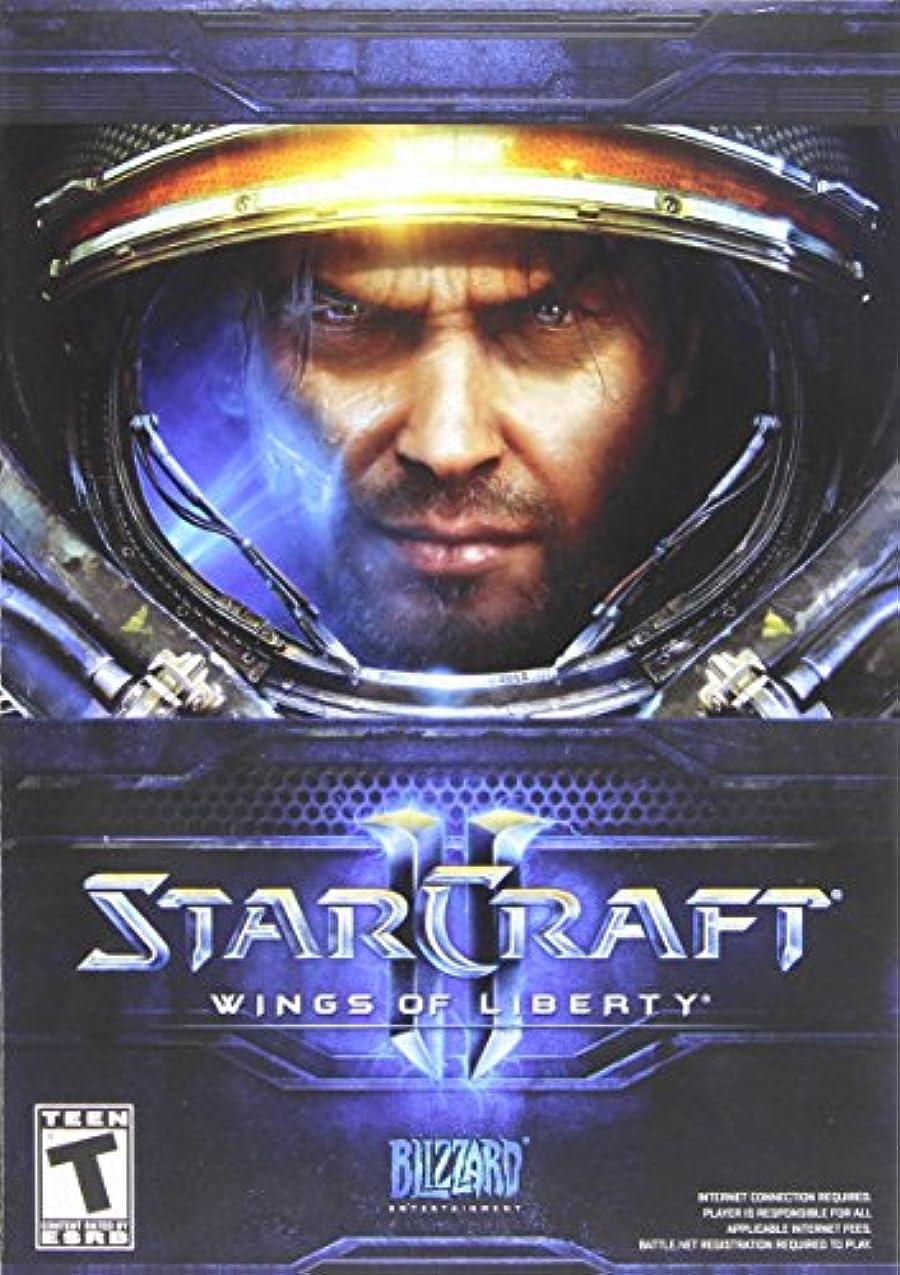 振る舞う午後政治家Starcraft II: Wings of Liberty (輸入版:北米)