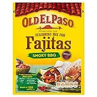 古いエルパソファヒータスパイスミックス元スモーキーバーベキュー35グラム - Old El Paso Fajita Spice Mix Original Smoky BBQ 35g [並行輸入品]