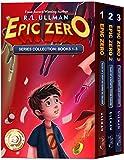 Epic Zero Box Set: Tales of a Not-So-Super 6th Grader (Books 1-3) (English Edition)