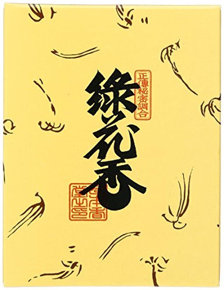 葬儀リサイクルするトチの実の木緑花香 紙箱 30g入