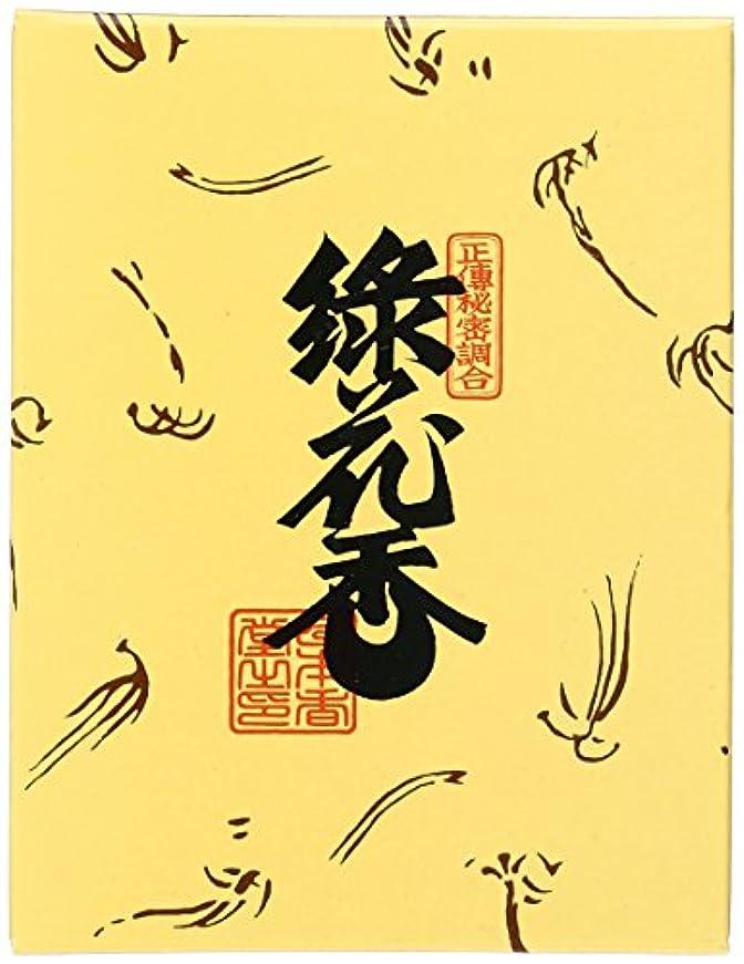 クレデンシャルフラップフェード緑花香 紙箱 30g入