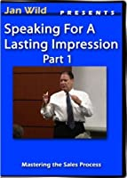 Speaking For a Lasting Impression with Jan Wild - Public Speaking [並行輸入品]
