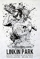 リンキン・パーク(Linkin Park)ポスター [6975] 89cm×60cm [並行輸入品]