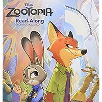 Zootopia Read-Along Storybook & CD (Read-Along Storybook and CD)