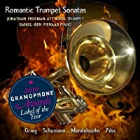 Romantic Trumpet Sonatas by Jonathan Freeman-Attwood (2011-02-01)