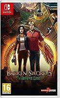 Broken Sword 5 The Serpent's Curse Nintendo Switch ブロークンソード5蛇の呪い任天堂スイッチ北米英語版 [並行輸入品]