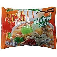 センヤイ トムヤム ( 米粉麺 10㎜麺 55g×30袋入) <トムヤムスープ> SEN YAI TOM YAM タイ 袋ラーメン