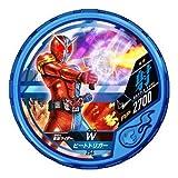 仮面ライダー ブットバソウル09弾/DISC-254 仮面ライダーW ヒートトリガー R2