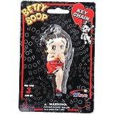 Basic Betty Boop(ベティちゃん)3D Figure Keychain(キーホルダー) [並行輸入品]