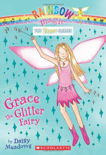 Grace the Glitter Fairy (Rainbow Magic)の詳細を見る