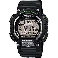 [カシオ]CASIO 腕時計 スポーツギア LAP MEMORY 120 ソーラー STL-S100H-1AJF メンズ