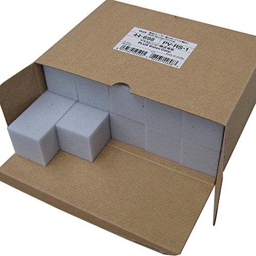 プラス ホワイトボード イレーザー ER44369専用替えスポンジ10個入り 44-698