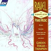 Ravel - Piano Music, Vol.2