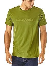 (パタゴニア)patagonia M's Text Logo Organic T-Shirt メンズ・テキスト・ロゴ・オーガニック・Tシャツ 39154