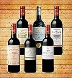 全てボルドー金賞赤ワイン6本セット! しかも2015優良ヴィンテージ!