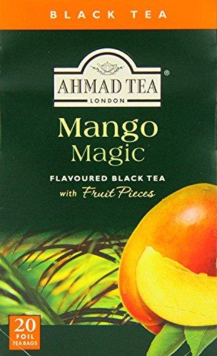 AHMAD TEA (アーマッドティー) マンゴー 2g(20P)×4セット