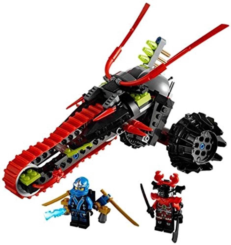 レゴ (LEGO) ニンジャゴー ワルワルサムライバイク 70501