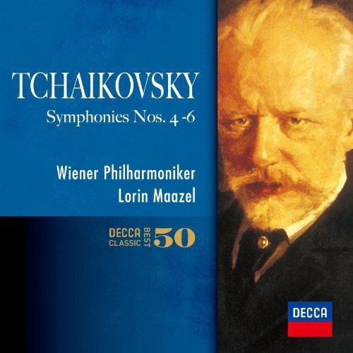 チャイコフスキー:交響曲全集II