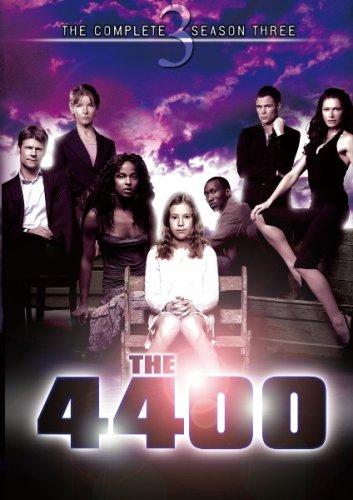 4400 ‐フォーティ・フォー・ハンドレッド シーズン3 コンプリートボックス [DVD]の詳細を見る