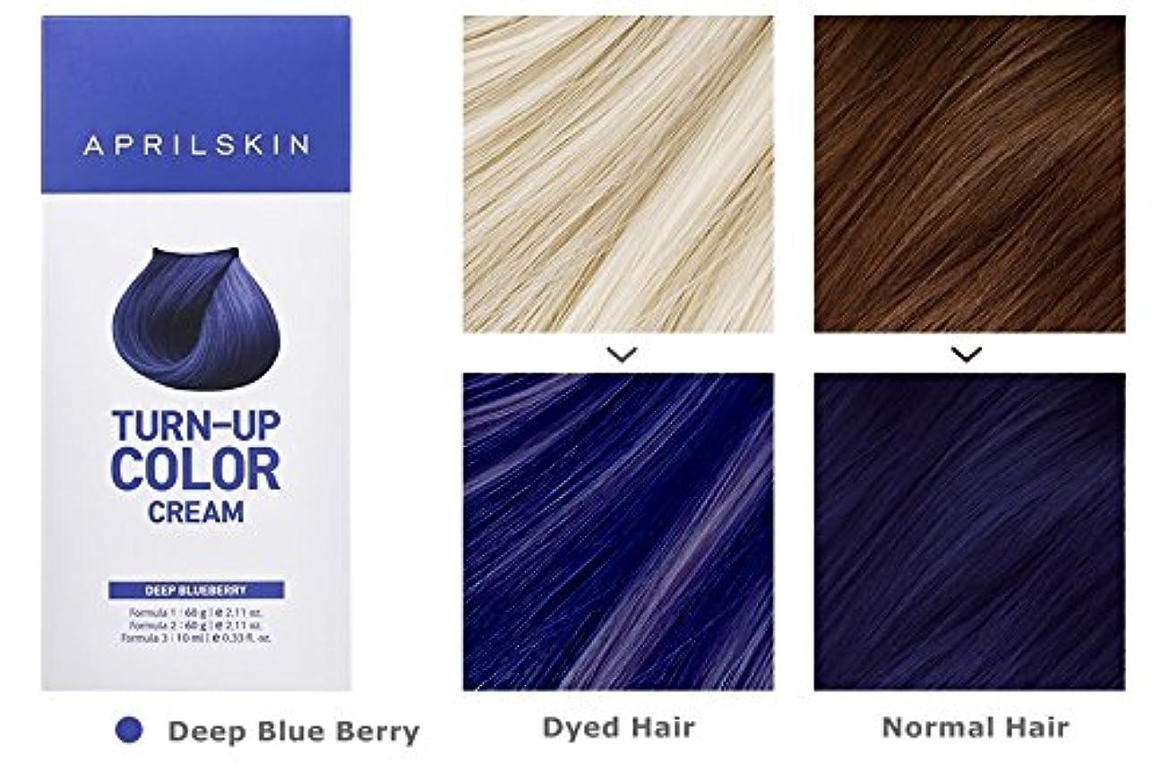 メタンごめんなさい不平を言うApril Skin Turn Up Color Cream Long lasting Texture Type Hair Dye エイプリルスキン ターンアップカラークリーム長持ちテクスチャタイプヘアダイ (紅)