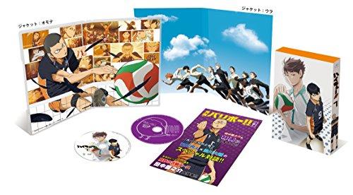 ハイキュー!! vol.7 (初回生産限定版) [DVD]の詳細を見る