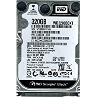 Western Digital wd3200bekt-11F3t0320GB DCM : hhcvjhnb